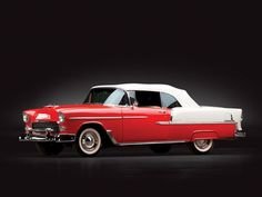 1955 Chevrolet Bel Air Convertible..Re-pin..Brought to you by #CarInsurance at #HouseofinsuranceEugene: