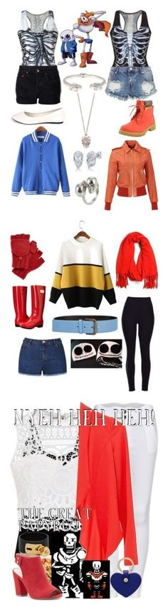 """""""Undertale: Papyrus"""" by blessed25 ❤ liked on Polyvore featuring Chicnova Fashion, Boohoo, OneTeaspoon, NSF, Rachel Zoe, Alexander McQueen, BERRICLE, Nirvanna Designs, Nicole Miller and Tomas Maier"""