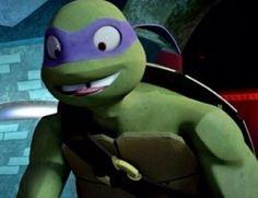 Haha so adorable Ninja Turtles Art, Teenage Mutant Ninja Turtles, Turtle Tots, Tmnt 2012, Funny Moments, Cartoons, Fandoms, Kawaii, Animation