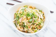 Banh Mi Slaw with Cr