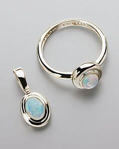 Schmuck mit opal