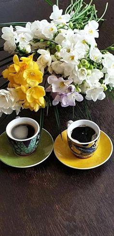 Coffee Break, I Love Coffee, Morning Coffee, My Coffee, Birthday Greeting Message, Cocoa Tea, Montreal Botanical Garden, Breakfast Tea, Good Morning Flowers