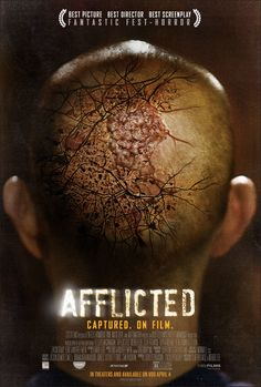 """Most people would be appalled by """"found footage"""" kind of film but give Afflicted a chance before brushing it off, it packed quite a punch with nice production value and direction."""