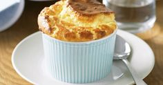 Follow our step by step instructions for the perfect airy cheese souffle.