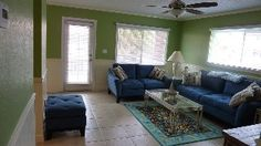 Just Renovated Coastal Living Inspired Townhouse Beach Steps Away!