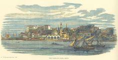 Χανιά, 1867. - Piraeus and Ports - ME TO BΛΕΜΜΑ ΤΩΝ ΠΕΡΙΗΓΗΤΩΝ - Τόποι - Μνημεία - Άνθρωποι - Νοτιοανατολική Ευρώπη - Ανατολική Μεσόγειος - Ελλάδα - Μικρά Ασία - Νότιος Ιταλία, 15ος - 20ός αιώνας