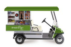 "Power Cart - ""Simply To GO"""