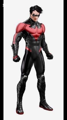 new 52 nightwing - Visit to grab an amazing super hero shirt now on sale!  sc 1 st  Pinterest & This is the Suit from Batman u0026 Robin in itu0027s true colors Chris O ...