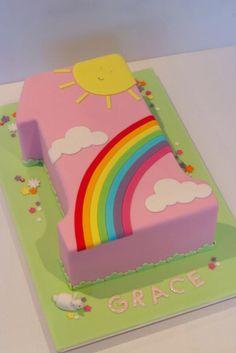 (1) Bec-a-licious Cakes