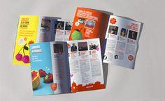 Pérouges Springtime Festival - Poster design on Behance