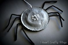 I've had a swarm of paper plate spiders take over my house the last couple days! Luckily they are the cute kind that I don't mind having around!  These are so simple to make, your kids willLOVE them and they make spooktacular Halloween decorations!! {This post contains affiliate links, read ourDisclosure Policyfor more information.} …