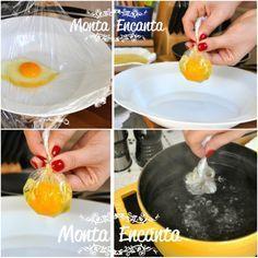Ovo bom é ovo de gema mole. Nisso, a grande maioria de nós concorda. Mas quem já tentou fazer um ovo poché em casa, no entanto, sabe que é difícil estragar tudo e fazer maior sujeira na cozinha. O #assimqfaz de hoje, tem uma dica infalível para você nunca mais errar. http://www.montaencanta.com.br/so-pra-mim/ovo-poche/