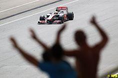Lewis Hamilton, McLaren MP4-27, Practice, Formula One World Championship, Rd2, Malaysian Grand Prix, Sepang International Circuit, Sepang. Friday 23 March 2012.