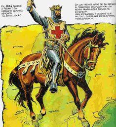 El fin de Alfonso el Batallador Medieval, Total War, Knowledge And Wisdom, Dark Ages, Warfare, Spanish, Empire, Culture, Conquistador