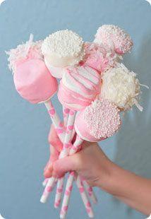 παιδικο παρτυ-καλαμακια με marshmallows