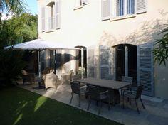 Villa Helianthe - saint tropez - exterior - terrace