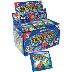 BESTSELLER! Gogo's Crazy Bones Power Series 4 Foi... $3.49