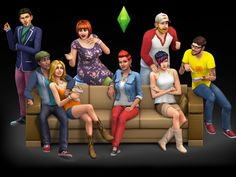 """""""Los Sims"""" llegan al móvil"""