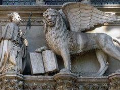 Venice and The Lion of St. Mark: History, Mystery, and Glory