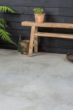 30 Breathtaking Creative ideas For Garden Tiles, Patio Tiles, Outdoor Tiles, Outdoor Flooring, Outdoor Decor, Ceramic Tile Bathrooms, Porcelain Tiles, Modern Kitchen Tiles, Kitchen Flooring