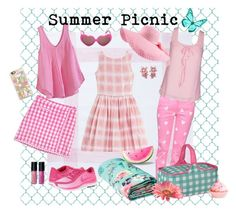 """""""Summer Picnic"""" by lisaargy ❤ liked on Polyvore"""