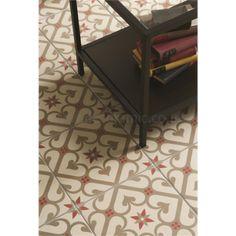 Epoque Rose border an original style victorian floor tile design delivered anywhere in UK or internationally from NextDay. Tile Manufacturers, Bath Tiles, Wall And Floor Tiles, Style Tile, Kitchen Tiles, Outdoor Walls, Tile Design, Room Set, Regency