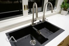 Sinks, Kitchenware, Granite, Kitchen Design, Interiors, Home Decor, Cuisine Design, Decoration Home, Utility Room Sinks