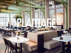 Cafe restaurant De Plantage in Amsterdam http://www.yourlittleblackbook.me/cafe-restaurant-de-plantage-amsterdam/ Beautiful industrial modern restaurant near Artis Zoo in Amsterdam East. More hotspots in the Amsterdam City Guide on Your Little Black Book.