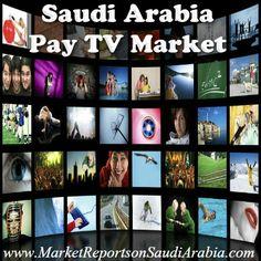 #PayTV Market in #SaudiArabia