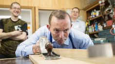 Man Shed, Tony Abbott, Sheds, Fathers Day, Campaign, Medium, My Love, Health, Tool Sheds