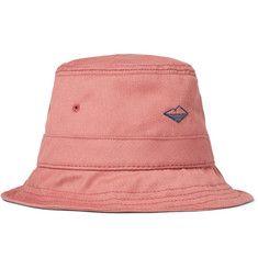 Battenwear - Brushed Cotton-Twill Bucket Hat
