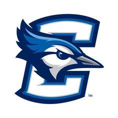 creighton new logo new basketball court design ncaa college big east blue jays c-logo
