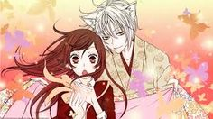 After Nanami's father runs away due to debts,she meets a strange man hanging from a tree.She saves him and tells him her story. He gives Nanami his house.She accepts the offer.When she arrived,she was shocked to see that it is not a normal home but a shrine.She then meets Tomoe. At first Nanami is reluctant, but as she lives with Tomoe, Onikiri and Kotetsu she begins to understand and works hard in her new position as the Earth Deity she was given.