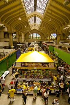 Mercado Municipal - São Paulo, Brasil