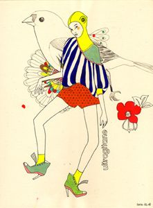 Sophie Leblanc ILLUSTRATION