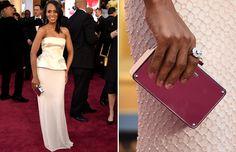 Veja os acessórios que as estrelas vestiram no Oscar