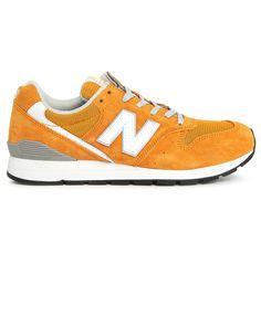 Sneaker 996 Veloursleder und oranges Mesh - NEW BALANCE - Sneaker NEW BALANCE für Herren, Herrenmode bei frontlineshop.com, Mehr als 250 Marken zu entdecken, Schneller Versand und 100 Tage Rückgaberecht