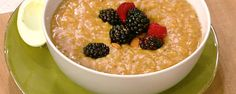 Why have boring old oatmeal when you can have this amazing amped up version for your next breakfast!
