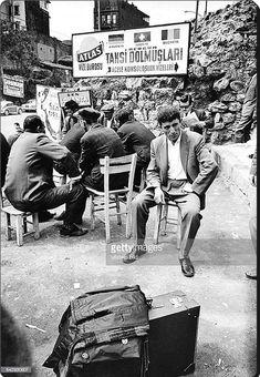 Tophane İşçi Bulma Kurumu civarı - 1960'lar Yesterday And Today, Best Cities, Historical Photos, Once Upon A Time, Istanbul, Sailor, Nostalgia, Turkey, In This Moment