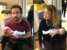 Blake Lively and Ryan Reynolds Visit Pediatric Patients| Good Deeds, Blake Lively, Ryan Reynolds. LOVE THEM!