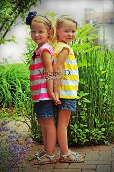 Sibling Photography - 4 year old session  Maggie D Photography www.maggiedphotography.com