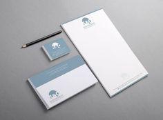 S & C, Salud y Conocimiento  Xaniño Agencia de Comunicación  #design #identity