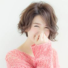 Japan's most popular short hair - Page 19 of 39 - zzzzllee Short Hairstyles For Women, Pretty Hairstyles, Bob Hairstyles, Short Hair Cuts, Short Hair Styles, Hair Arrange, Most Popular, Natural Hair Styles, Lady