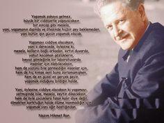 Nazım Hikmet (15 Ocak 1902 - 3 Haziran 1963) 54 yıl önce bugün ölmüştü. Başta şiirleri olmak üzere, insanlığa miras bıraktığı asarına...