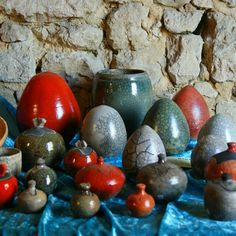 Marche de poteries festival toutfeutoutflamme ecomusée du perche