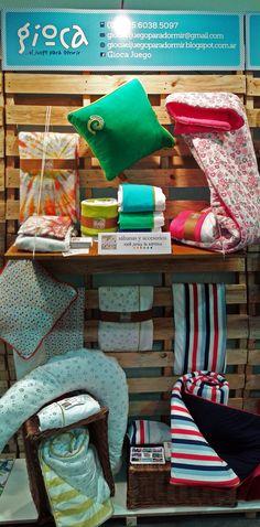 GIOCA: Stand Nº 659 dedicado a Eco-diseño Infantil y Emprendedores infantiles