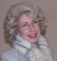 Full Hair, Big Hair, Good Posture, Silver Tops, Vintage Hairstyles, Red Lipsticks, Square Scarf, Hair Day, Older Women