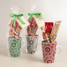 World Market® Holiday Blend Coffee Mug Gift Set >> #WorldMarket Holiday Gift Giving Ideas