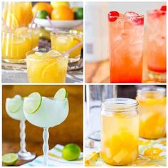 Labor Day fun and fruity Cocktail Recipes! Perfect to sip on by the pool. Fruity Cocktails, Fun Drinks, Beverages, Cocktail Waitress, Giveaway, Spa Day, Hurricane Glass, Cocktail Recipes, Margarita