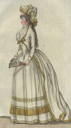Journal de Luxus, January 1792. Journal de Luxus was a German magazine that was…